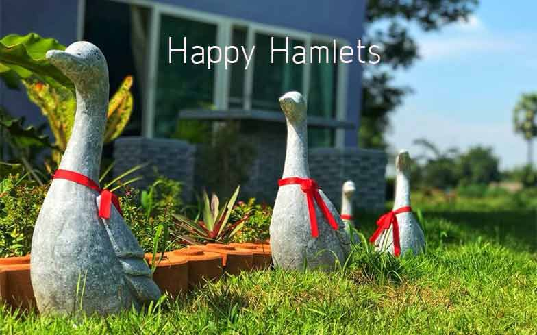 Happy Hamlets resort